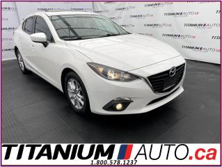 Used 2015 Mazda MAZDA3 GS+Sunroof+GPS+Camera+Heated Seats+BlueTooth+ for sale in London, ON