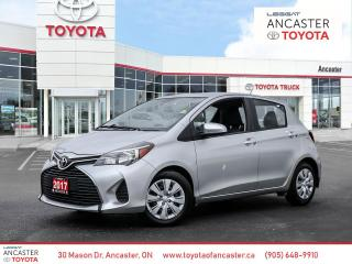 Used 2017 Toyota Yaris LE | BLUETOOH | POWER WINDOWS for sale in Ancaster, ON