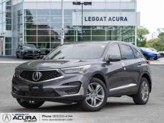 New 2021 Acura RDX Platinum Elite TOP OF THE LINE | FULLY LOADED | TOP SAFETY FEATURES for sale in Burlington, ON