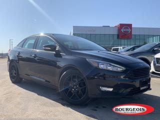 Used 2016 Ford Focus SE *LOW KILOMETRES, BACKUP CAMERA, BLUETOOTH* for sale in Midland, ON