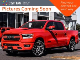 New 2021 RAM 1500 Sport Night Edition RamBox Pano Roof Level 2 for sale in Thornhill, ON