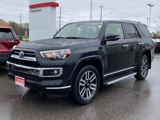Used 2020 Toyota 4Runner LIMITED 7 PASSENGER! for sale in Cobourg, ON