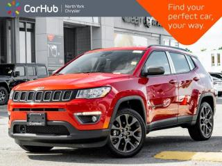 New 2021 Jeep Compass 80th Anniversary 4x4 Sun and Sound Grp Heated Seats Blindspot for sale in Thornhill, ON