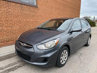 Used 2012 Hyundai Accent GL for sale in Oakville, ON