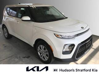 New 2021 Kia Soul LX for sale in Stratford, ON