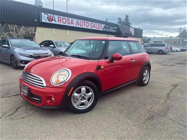 2011 MINI Cooper 2dr Cpe SAFETY PW PL PM A/C B-TOOTH 2 SET OF TIRES