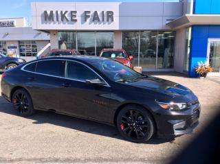 Used 2018 Chevrolet Malibu LT Remote Start, Cruise Control, Rear Vision Camera, Wireless Charging for sale in Smiths Falls, ON
