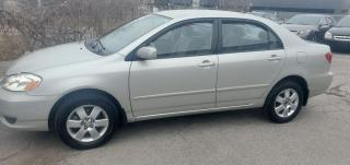 Used 2004 Toyota Corolla CE for sale in North York, ON