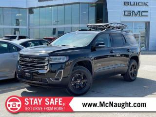 New 2021 GMC Acadia AT4 (Custom Build) | 1.5 Inch Lift, Toyo Off-Road Tires for sale in Winnipeg, MB