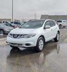 Used 2013 Nissan Murano SL | AWD | $0 DOWN -EVERYONE APPROVED for sale in Calgary, AB
