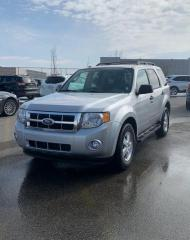 Used 2011 Ford Escape XLT | 4WD - $0 DOWN - EVERYONE APPROVED! for sale in Calgary, AB
