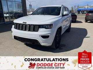 New 2021 Jeep Grand Cherokee Altitude-4WD, Nav, Remote Start, Htd.Seats/Wheel for sale in Saskatoon, SK