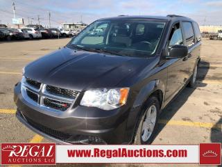 Used 2020 Dodge Grand Caravan SE 4D Wagon 3.6L for sale in Calgary, AB