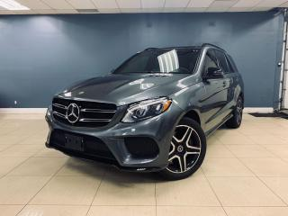 Used 2017 Mercedes-Benz GLE GLE 400 ACC 360 Camera Nav Night Package fullyload for sale in North York, ON