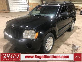 Used 2007 Jeep Grand Cherokee Laredo 4D Utility 4WD for sale in Calgary, AB
