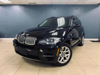 Used 2012 BMW X5 50i  Nav Backup Camera soft close door Keyless  for sale in North York, ON
