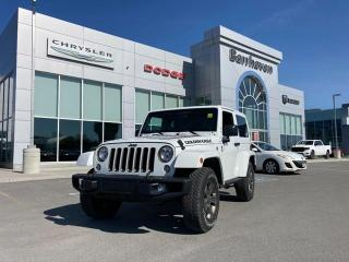 Used 2018 Jeep Wrangler JK Sport for sale in Ottawa, ON