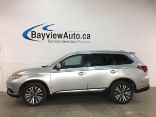Used 2020 Mitsubishi Outlander EX - AWD! 7PASS! SUNROOF! 1/2 LTHR! 0KMS! + MUCH MORE! for sale in Belleville, ON