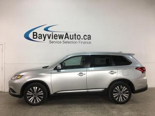 Used 2020 Mitsubishi Outlander EX - ONLY 100KMS! AWD! 7PASS! SUNROOF! 1/2 LEATHER! + MUCH MORE! for sale in Belleville, ON