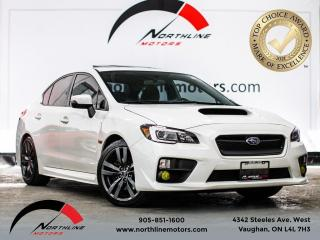 Used 2017 Subaru WRX Sport-Tech/Navigation/Camera/Heated Leather for sale in Vaughan, ON
