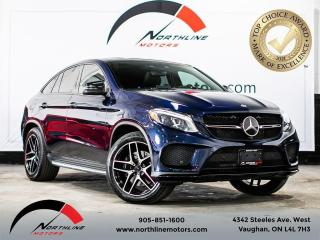 Used 2018 Mercedes-Benz GLE GLE43 AMG Coupe/Navigation/Drivers Assist/360 Cam for sale in Vaughan, ON
