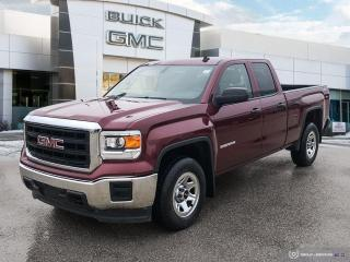 Used 2014 GMC Sierra 1500 4WD for sale in Winnipeg, MB