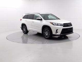 Used 2018 Toyota Highlander XLE SE PACKAGE for sale in Winnipeg, MB