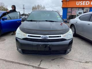 Used 2008 Ford Focus for sale in London, ON