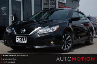 Used 2016 Nissan Altima for sale in Chatham, ON