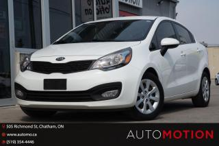 Used 2013 Kia Rio for sale in Chatham, ON