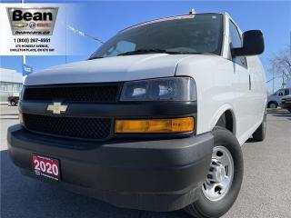 Used 2020 Chevrolet Express 2500 Work Van EXPRESS CARGO 2500 SHORT WHEEL BASE for sale in Carleton Place, ON