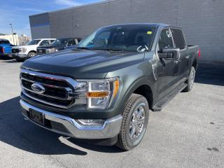 New 2021 Ford F-150 4X4 SUPERCREW XLT 2.7L 301A for sale in Cornwall, ON
