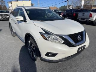 Used 2015 Nissan Murano for sale in Cornwall, ON