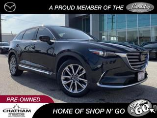Used 2017 Mazda CX-9 GT for sale in Chatham, ON