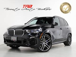 Used 2019 BMW X5 xDrive50i I M-SPORT I ENHANCED I NAV I 22 IN WHEEL for sale in Vaughan, ON