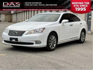 Used 2012 Lexus ES 350 Premium Navigation/Camera/Sunroof for sale in North York, ON