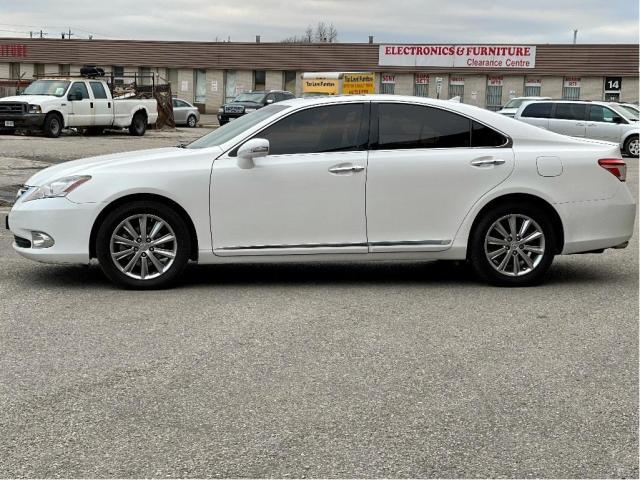 2012 Lexus ES 350 Premium Navigation/Camera/Sunroof Photo3