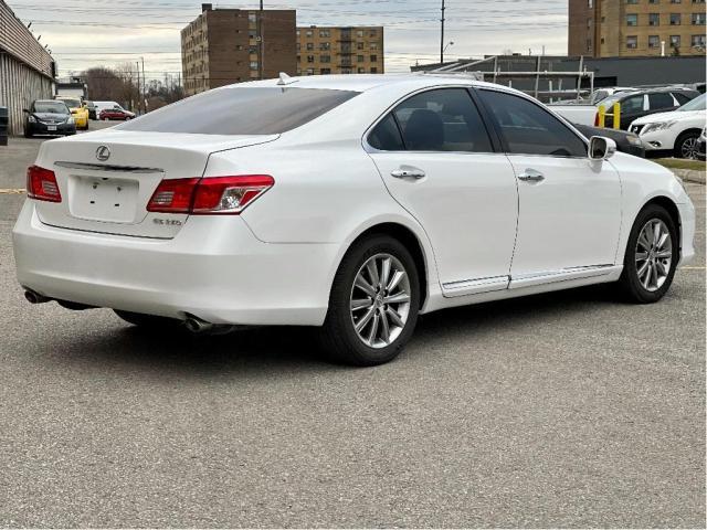 2012 Lexus ES 350 Premium Navigation/Camera/Sunroof Photo5