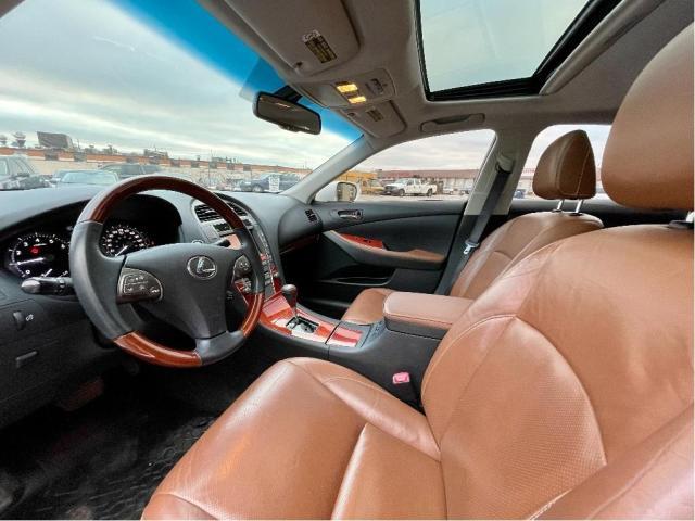 2012 Lexus ES 350 Premium Navigation/Camera/Sunroof Photo9