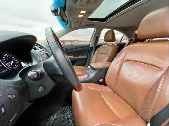 2012 Lexus ES 350 Premium Navigation/Camera/Sunroof Photo10