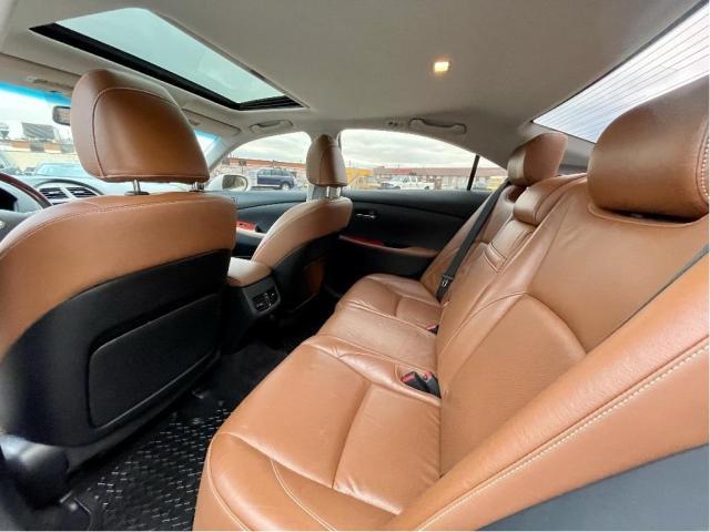 2012 Lexus ES 350 Premium Navigation/Camera/Sunroof Photo11