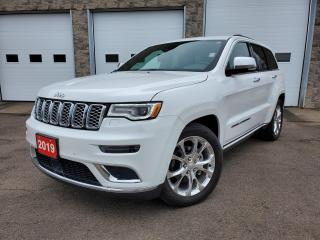 Used 2019 Jeep Grand Cherokee Summit for sale in Sarnia, ON