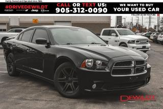 Used 2014 Dodge Charger SXT PLUS | HEATED LEATHER | SUNROOF | for sale in Hamilton, ON