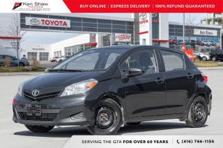 Used 2014 Toyota Yaris for sale in Toronto, ON