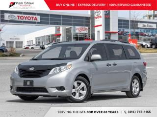 Used 2017 Toyota Sienna 7 PASSENGER for sale in Toronto, ON
