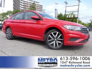 Used 2019 Volkswagen Jetta Comfortline 1.4 TSI - Mint for sale in Ottawa, ON