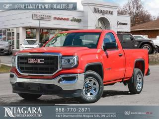 Used 2017 GMC Sierra 1500 LOW KMS! for sale in Niagara Falls, ON