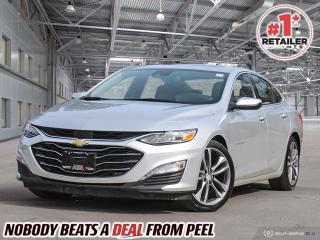 Used 2020 Chevrolet Malibu Premier for sale in Mississauga, ON