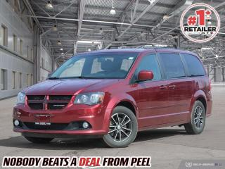 Used 2017 Dodge Grand Caravan GT for sale in Mississauga, ON