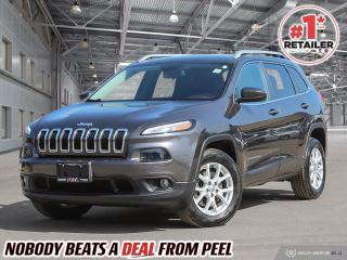 Used 2015 Jeep Cherokee North for sale in Mississauga, ON